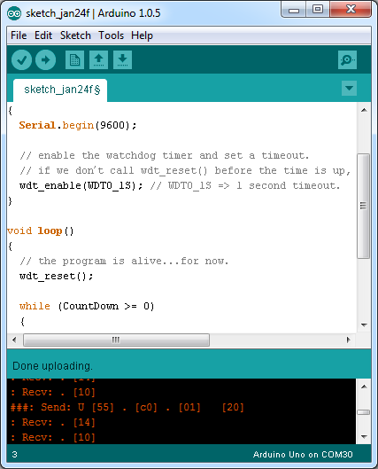 Tips for arduino programs articles megunolink