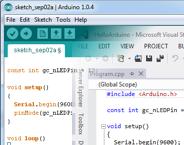 Visual Studio   Articles   MegunoLink