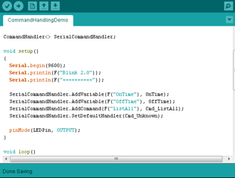 Process Serial Commands with an Arduino | MegunoLink