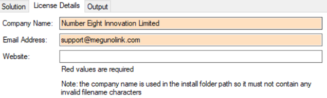 7-builder-license-details | MegunoLink