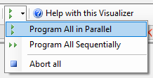 Program All Devices in Parallel