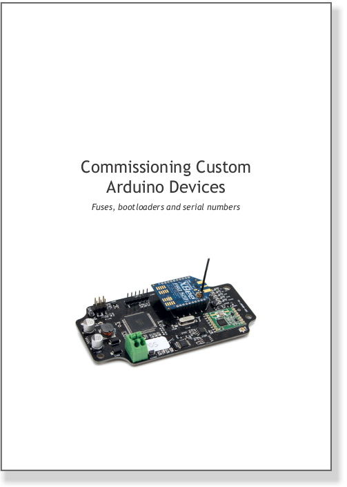 Commissioning Arduino Devices