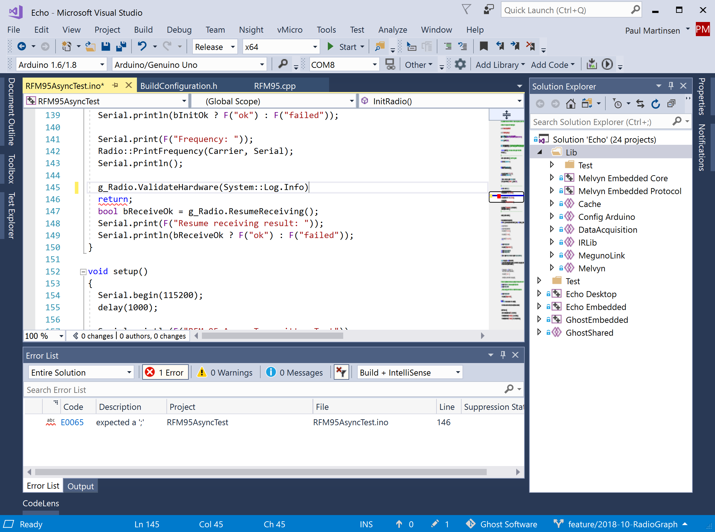 Visual Micro Screenshot
