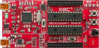 X2C+ development board