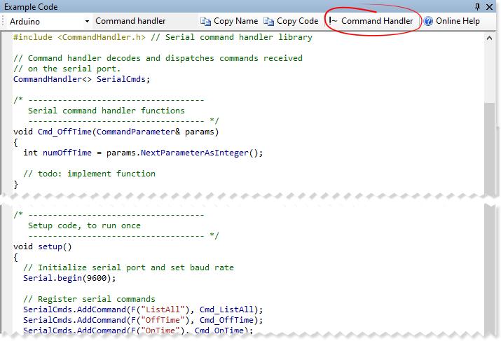 Automatic code generator