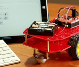 RedBot UI